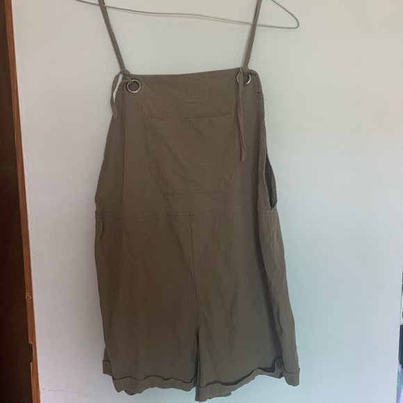 Romper, used only once, small, Shein